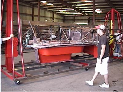 H.M.P.S. 2500 lbs